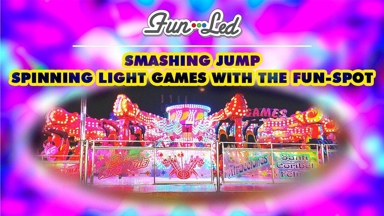 Smashing Jump - Tarantula