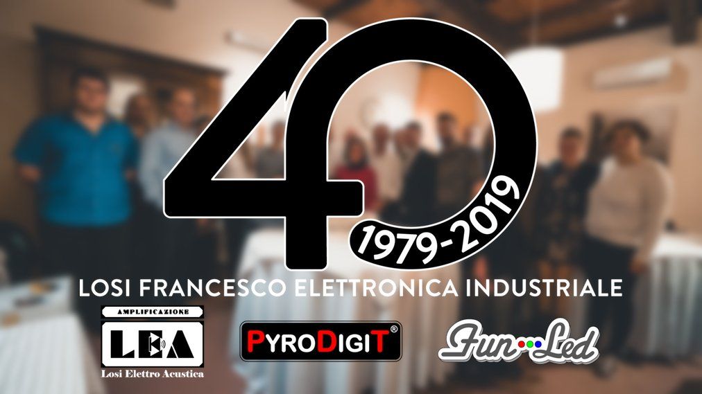 Our first 40 years and a new challenge